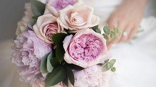 lilla blomster