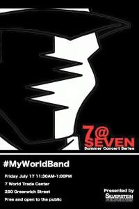 MYWORLD 7@7 Poster