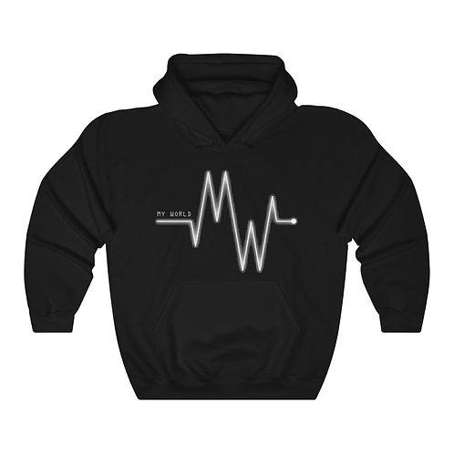 My World Unisex Heavy Blend™ Hooded Sweatshirt