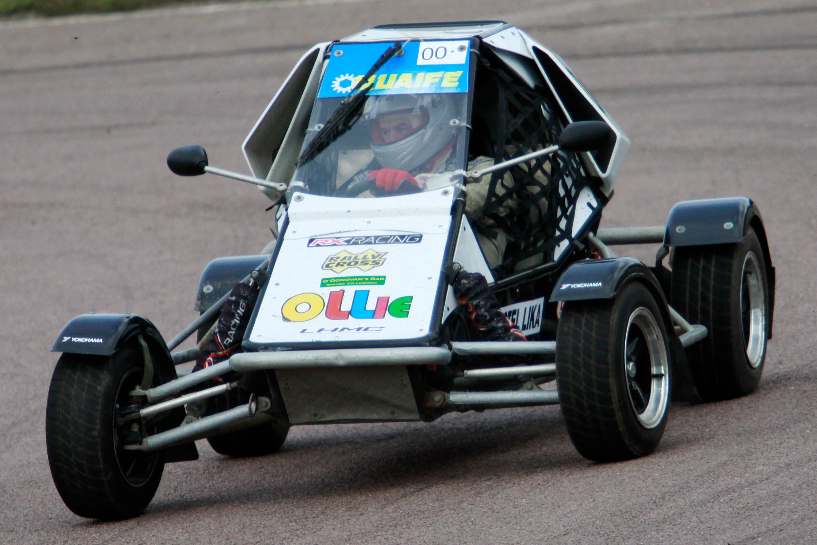 Lydden Hill FIA BRC WRX