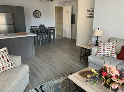 2 BED 2 BATH LIV RM - DINING
