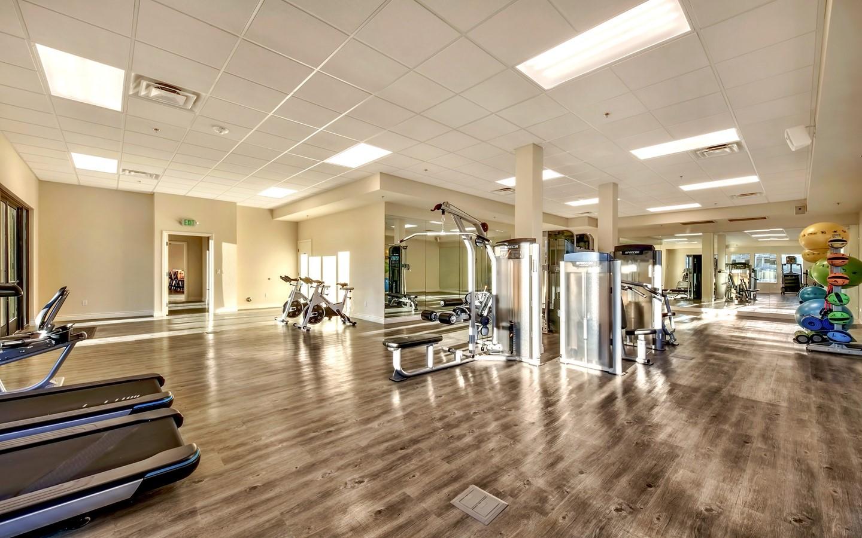 2 Fitness Room
