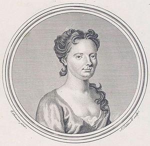 Fracesca Cuzzoni Singer Sängerin
