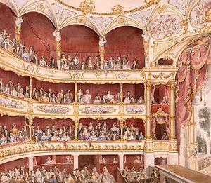 Beroque opera in London Porpora Ariosti Veracini Bononcini