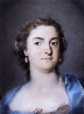 Faustina Bordoni Singer Sängein