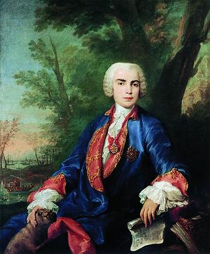 Carlo Broschi Farinelli Singer Sänger
