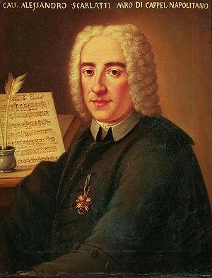Alessandro Scarlatti Baroque Opera Composer Komponist Il prigioniero fortunato