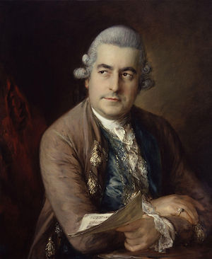 Johann Christian Bach Komponit Composer Baroque Opera Arias