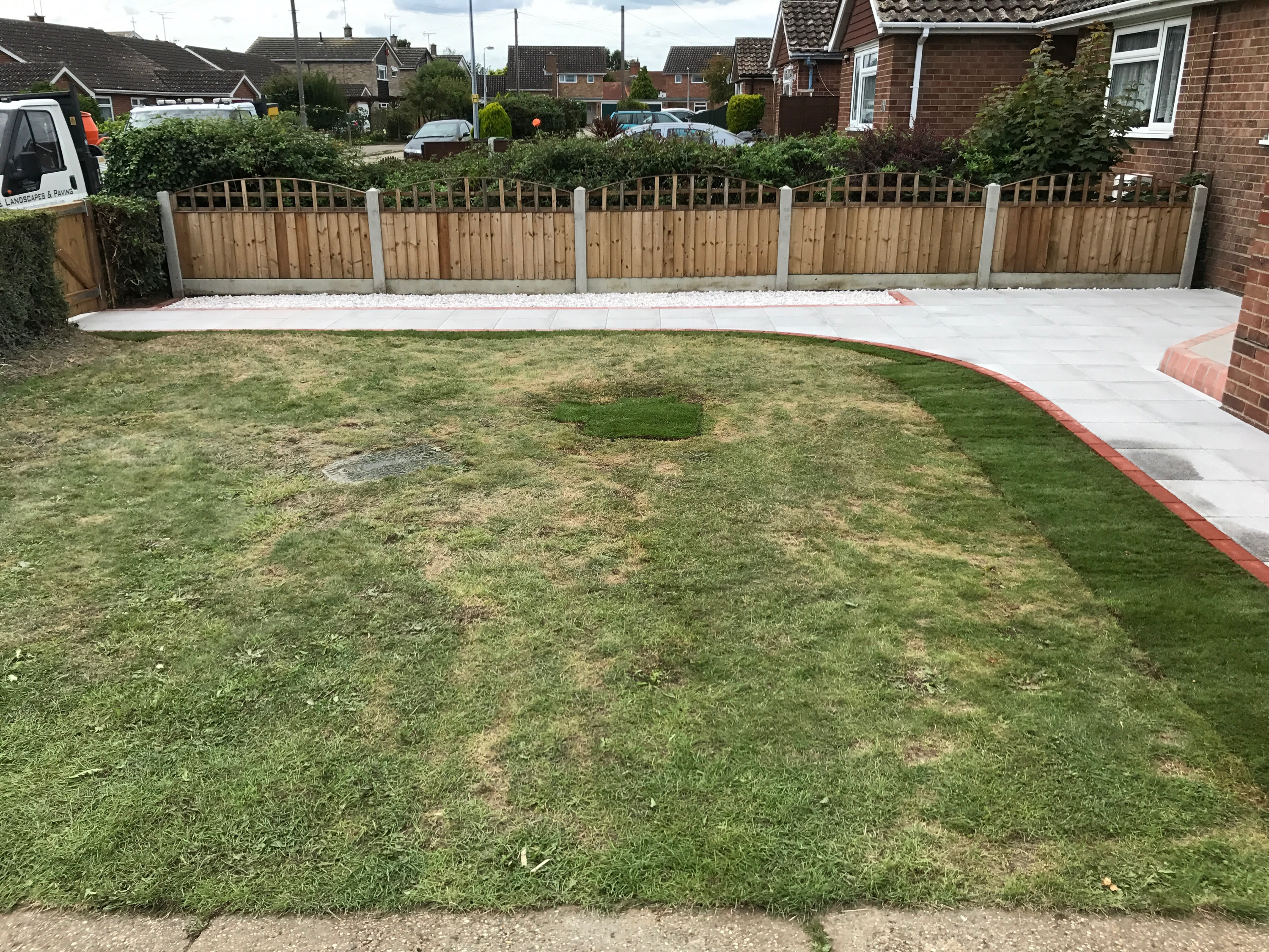 Landscaping Clacton