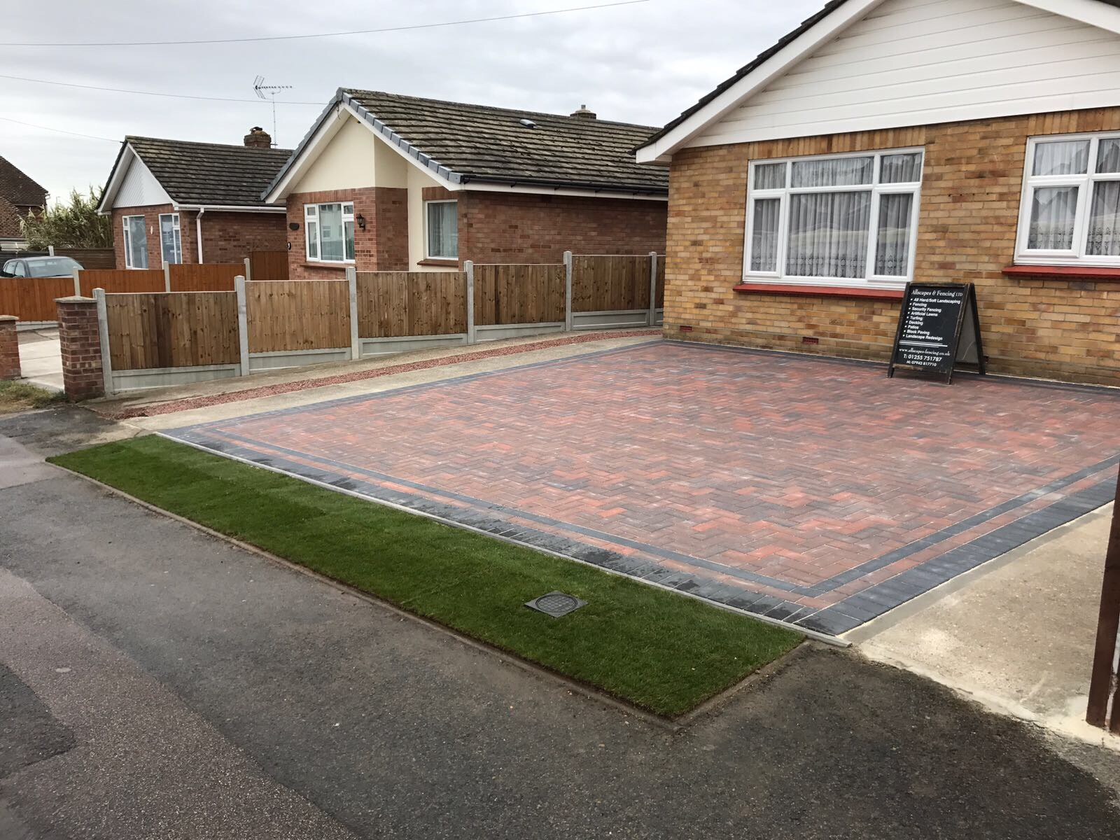 Block Paving Clacton