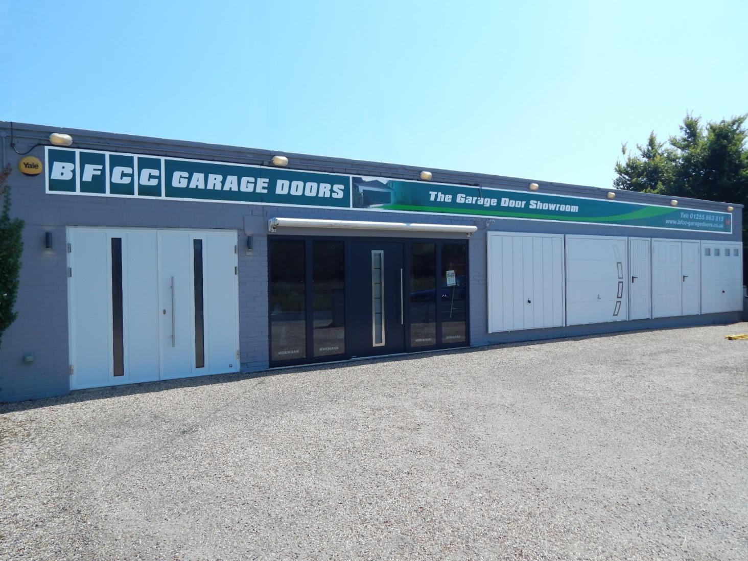 Bfcc Garage Doors Colchester Amp Clacton
