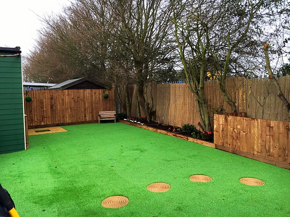 Artificial Turf Clacton
