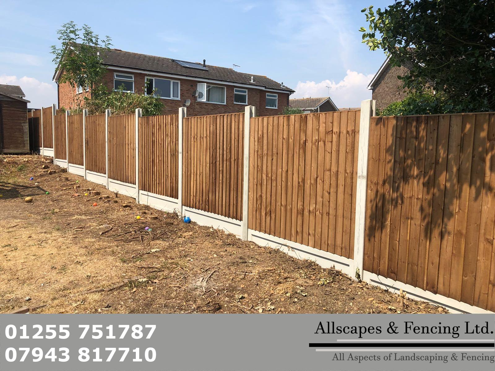 Fencing Walton