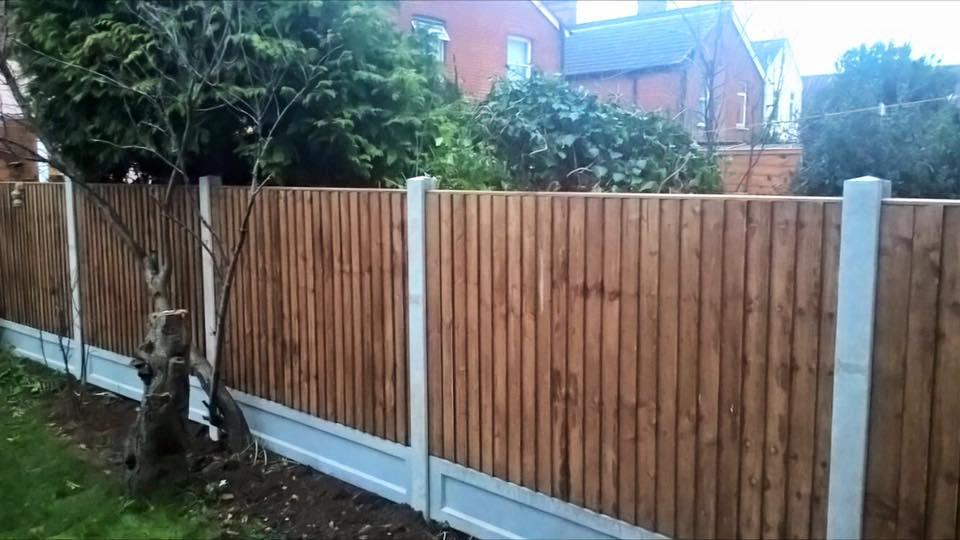 Fencing Companies Clacton