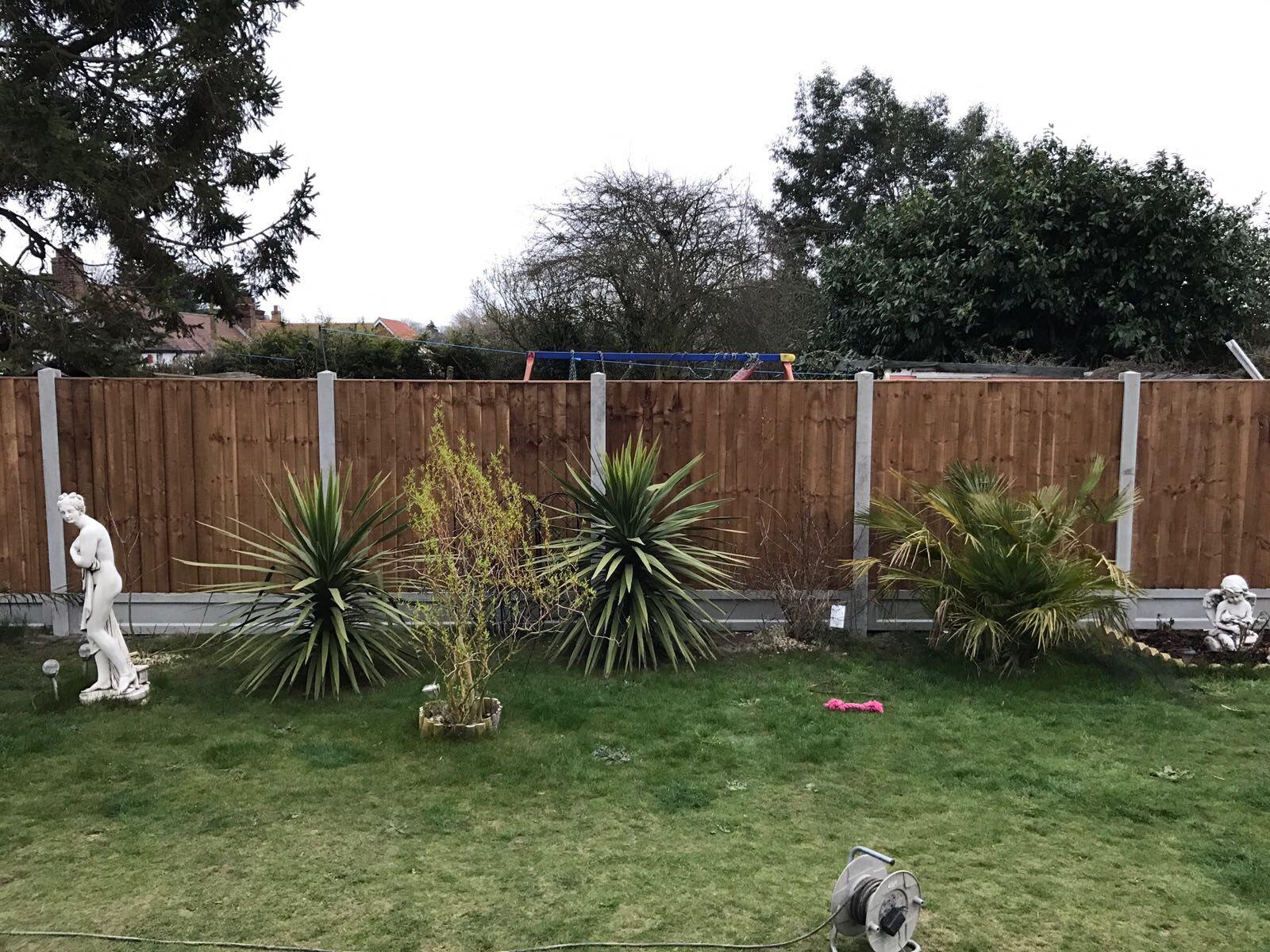 Fencing Companies Walton