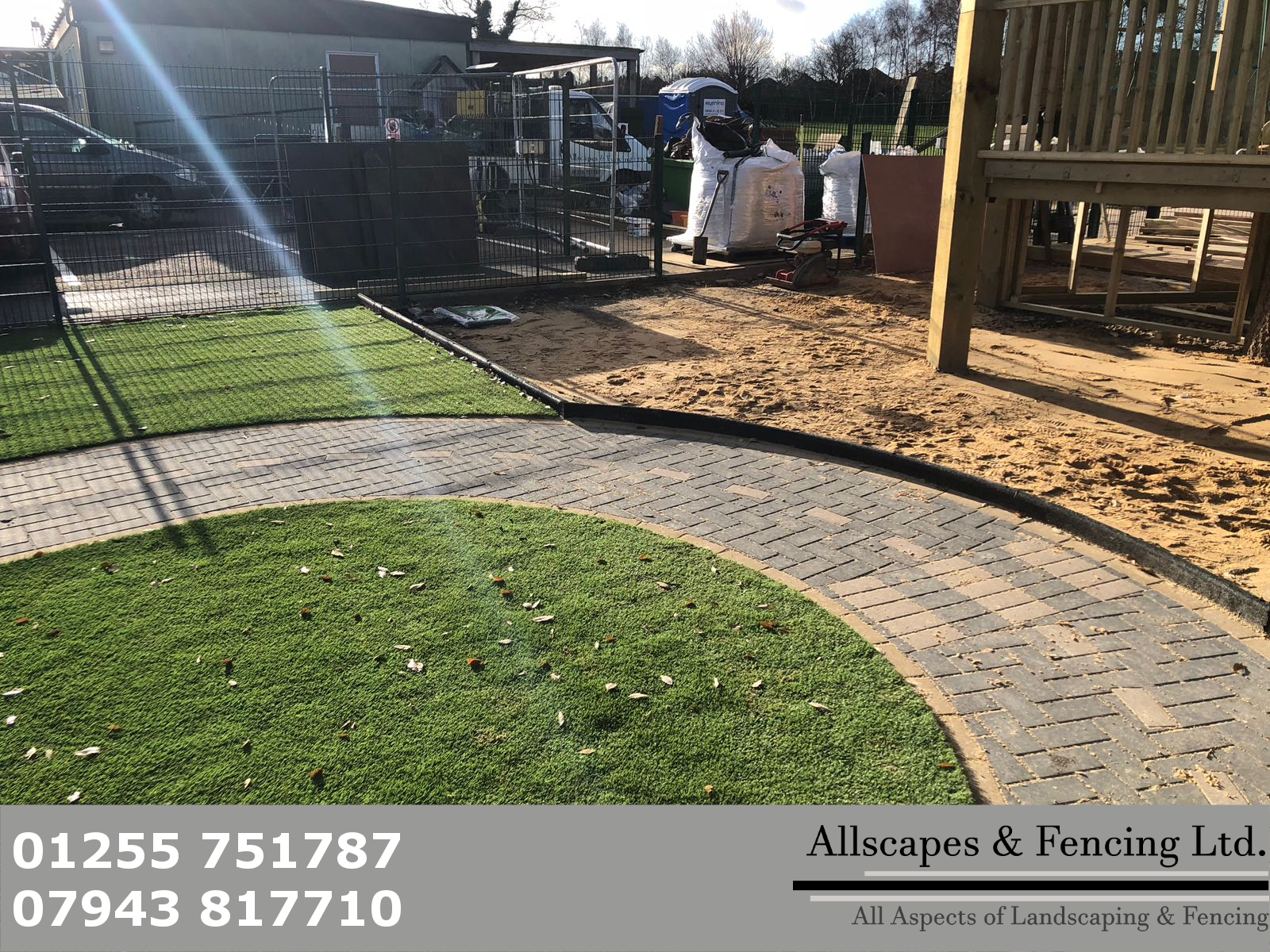 Fencing Contractor Frinton