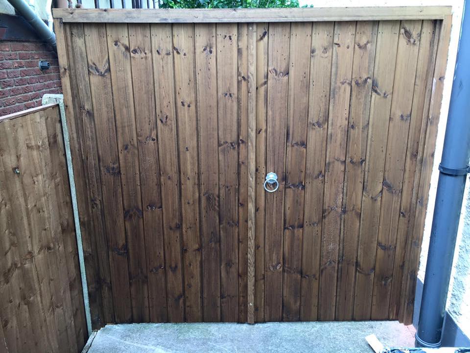 Fencing Contractor Clacton