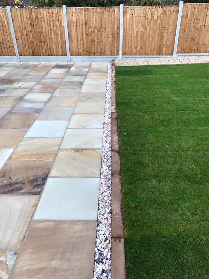 Landscaping Frinton