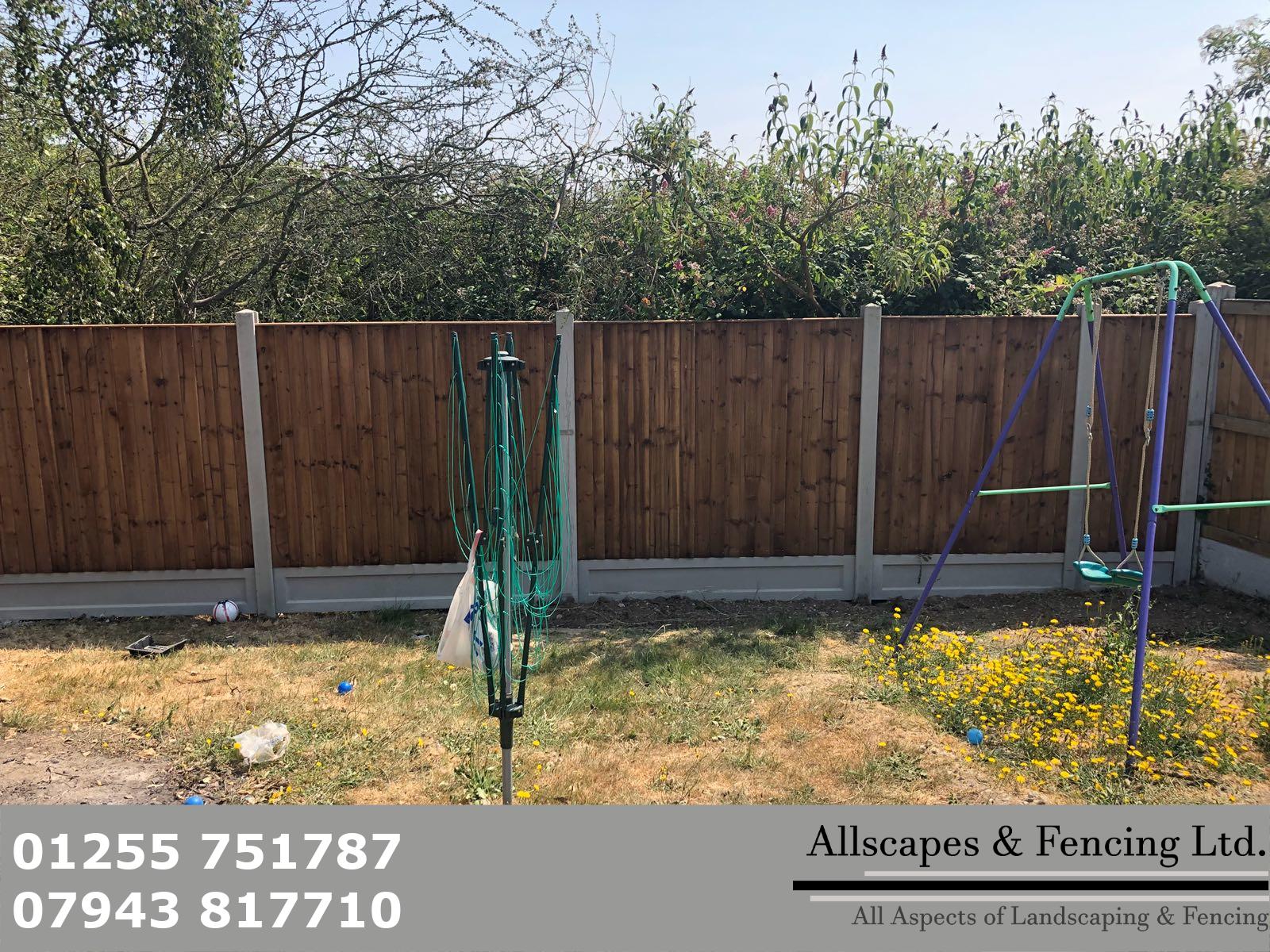 Fencing Frinton