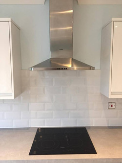 Hob and Extractor