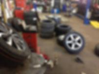Tyres Clacton