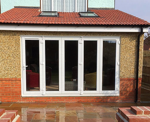 Extension builders Clacton