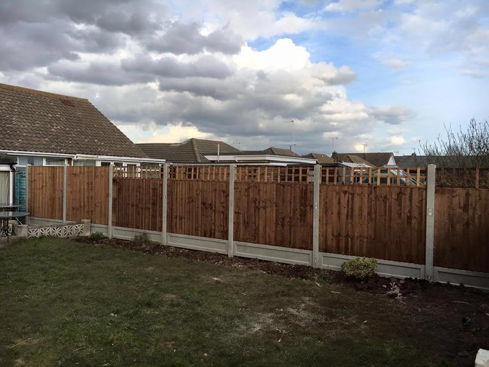 Fencing Clacton