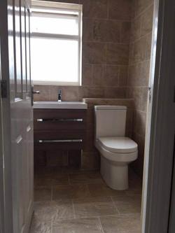 Bathroom Build Clacton