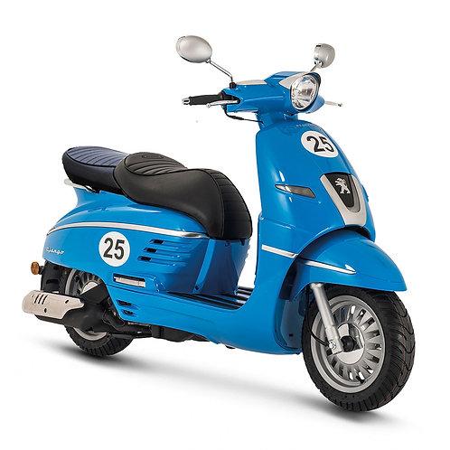 copy of copy of Django Sport (50cc) retro vintage style scooter