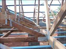 Truss-roof