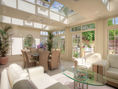 What are Traditional Orangeries?