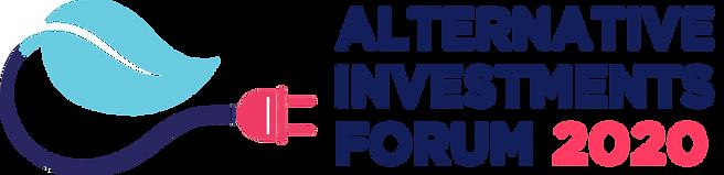 Alternative Investments Forum Logo 2020.