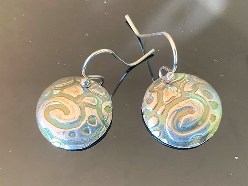 Siimply Silver Earrings I