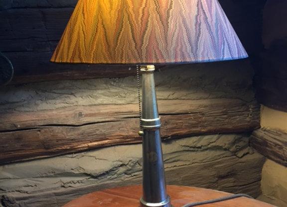 Firehose Lamp