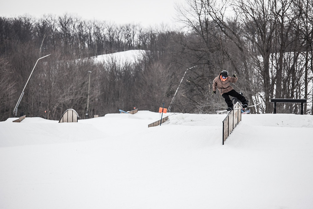 Mike Shows Proper style on this demo of a Back Tail 270 out