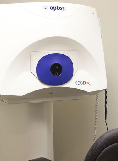 Optomap Retinal Imaging, Hollaway Eye Associate