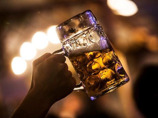 Feiern Sie am bayerischen Bierfest