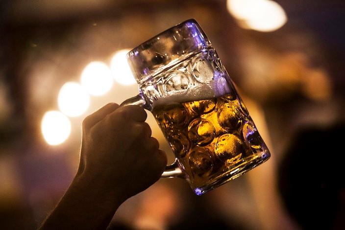 Haslital Bier feiert das erste Oktoberfest im Haslital.