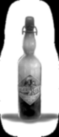 Flasche - Bierbrauerei Michel Meiringen.