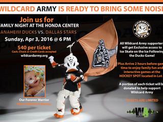 Wildcard Hockey Night 04/03/16
