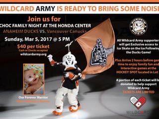 Wildcard Hockey Night 03/05/17