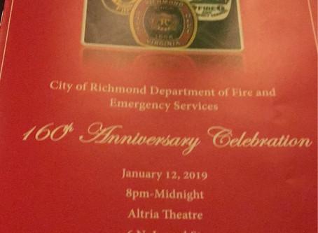 RFD 160th Celebration