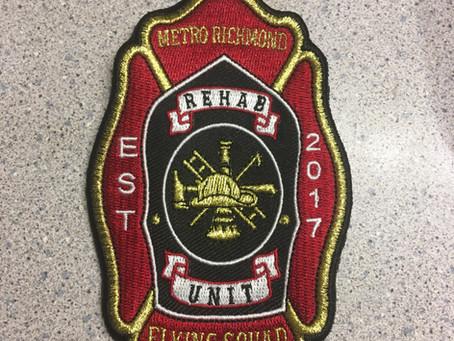 New Uniform Patch