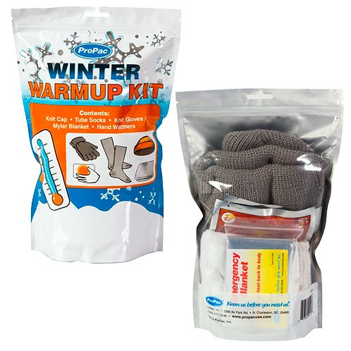 Winter Warm up kits