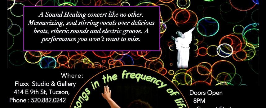Tamara Zenobia The Awakening Concert Bji