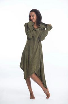 Sure Design Womens Pixie Sweater