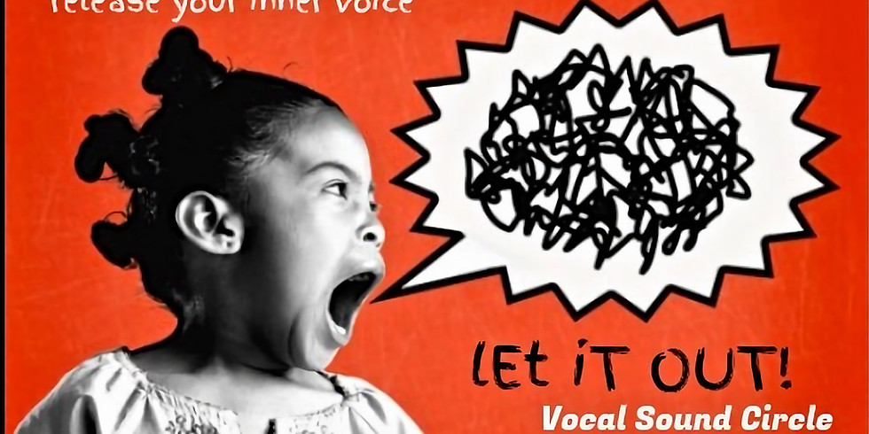 Release Your Inner Voice - Vocal Shout Therapy