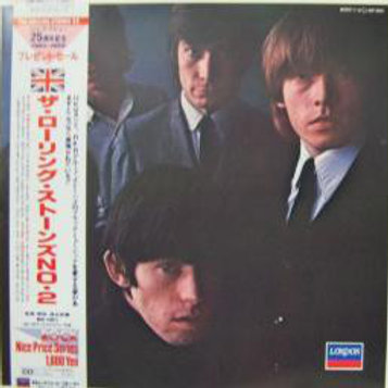 copy of The Rolling Stones - No.2