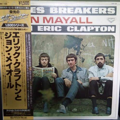 John Mayall With Eric Clapton - Bluesbreakers