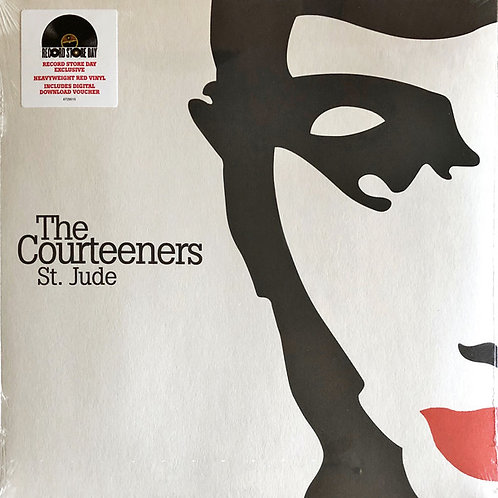 The Courteeners - St. Jude (RSD - Red Vinyl)